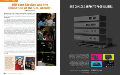 Diff'rent Strokes and the Shoot-Out at the O.K. Arcade! – By Michael Thomasson