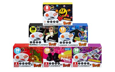 AtGames® Announces Blast! Family of Products