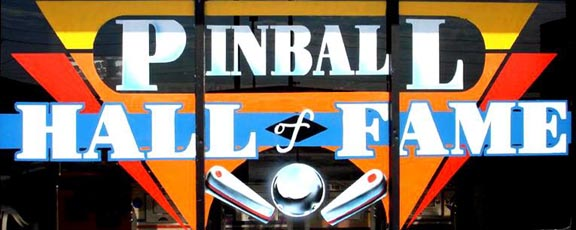 Pinball Hall of Fame to MOVE to the strip!