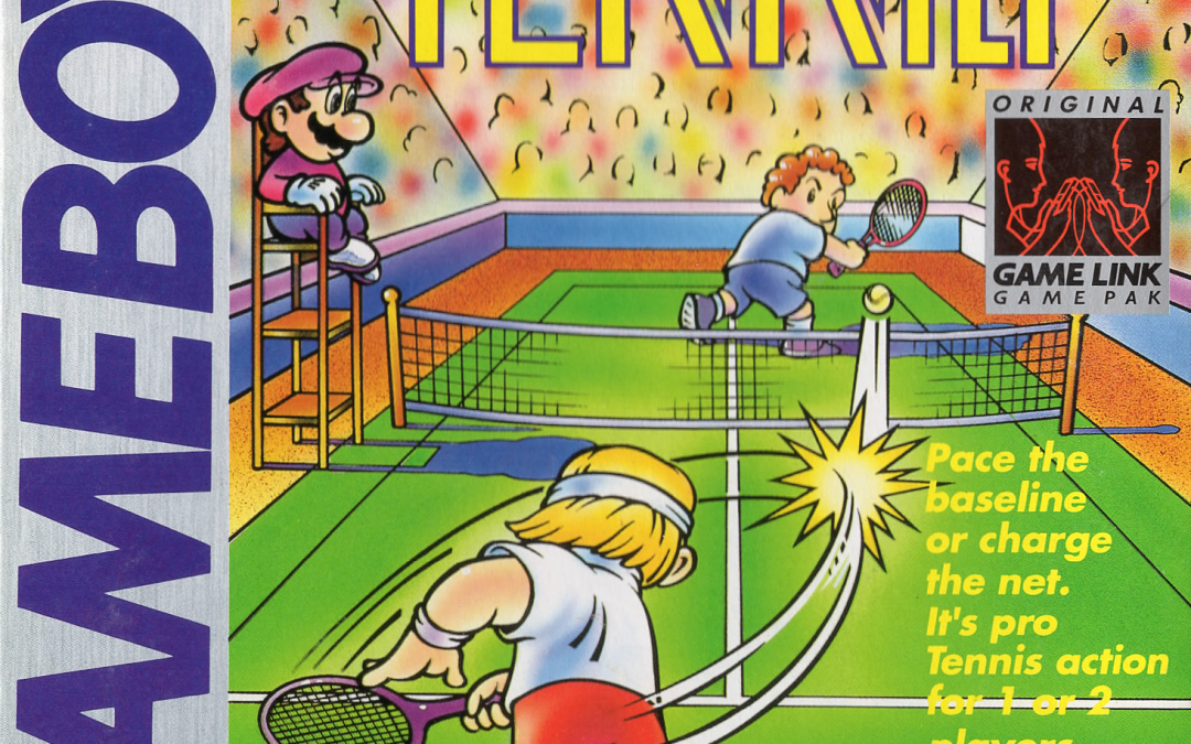 Mario Mania: Game Cameos for the Fan's Complete Collection – Tennis