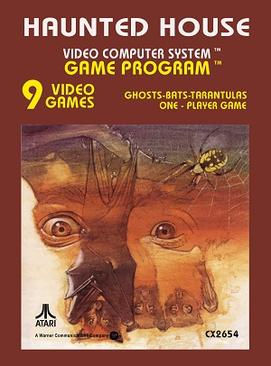 The Spooks and Chills of Atari's Haunted House