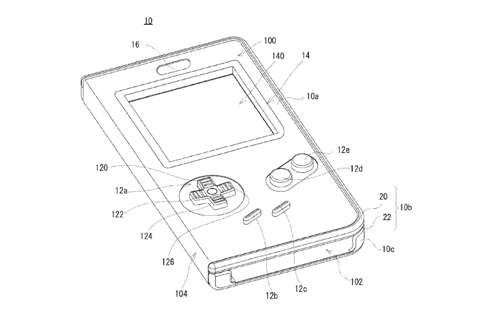 New Nintendo Patent Could Bring Game Boy Games to Mobile Devices (Officially)