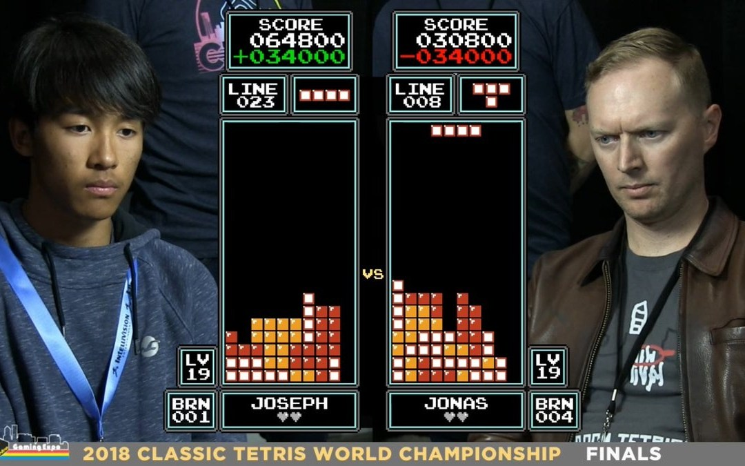 16 Year Old Joseph Saelee Is The New Tetris World Champion Old