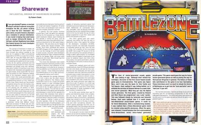 Shareware: Influential Origins of Shareware in Gaming – By Robert Seale