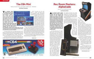 The C64 Mini  World's Best Selling Home Computer – Reborn! By Michael Thomasson