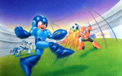 New Hack Allows You to See Mega Man Soccer Through to the Very End