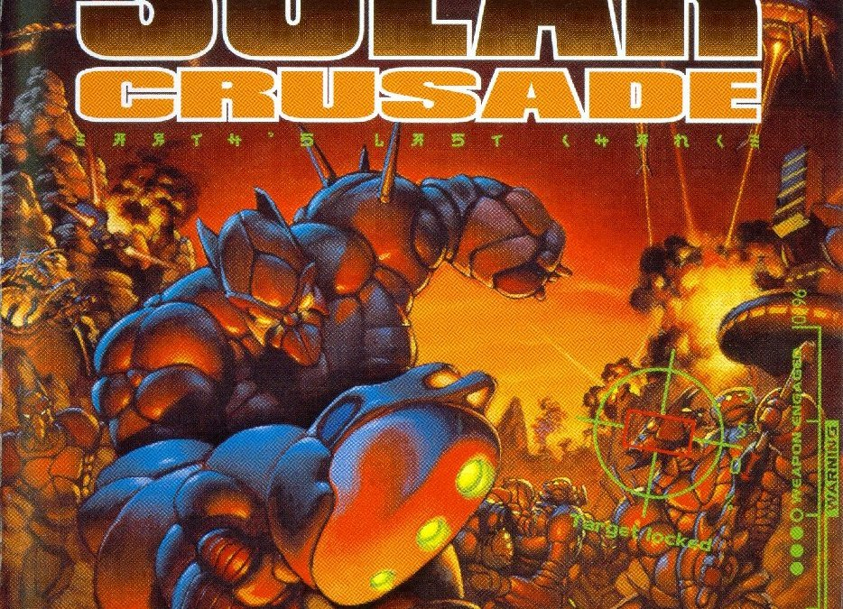 The Last Official Release: CD-i – Solar Crusade (1999)