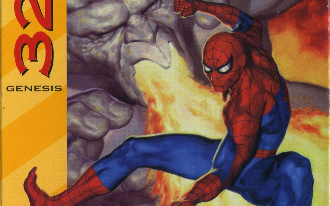 The Last Official Release: 32X – The Amazing Spider-Man: Web of Fire (1996)