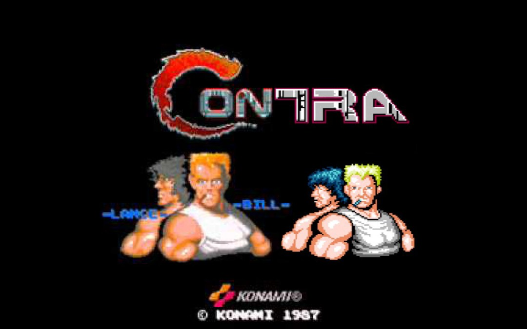 Versus Mode: Contra vs. Contra