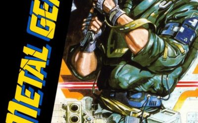 The Odd Release History of Metal Gear