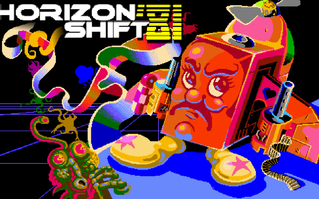 Old School Gamer Exclusive: Inside 'Horizon Shift '81'