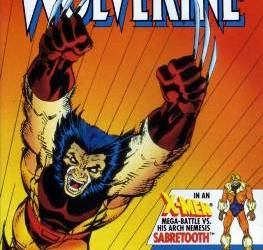 Wolverine for the NES