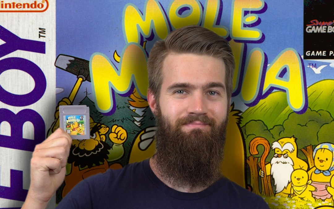 Mole Mania for Game Boy Review