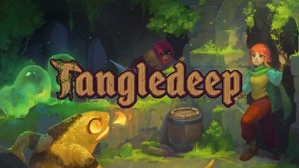 Old School Gamer Exclusive: Inside Tangledeep