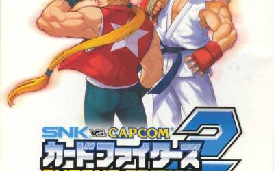 The Last Official Release: Neo Geo Pocket Color – SNK vs. Capcom: Card Fighters Clash 2 (2001)
