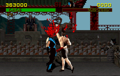 Mortal Kombat: Starring Jean-Claude Van Damme