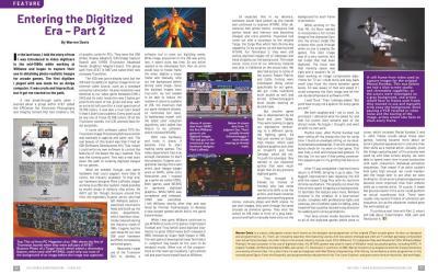 Entering the Digitized Era–Part2 – By Warren Davis