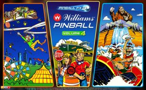 Williams Pinball Volume 4 – Available Now!