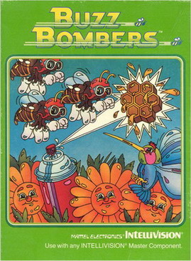 The Cabinet of Curiosities: Buzz Bombers