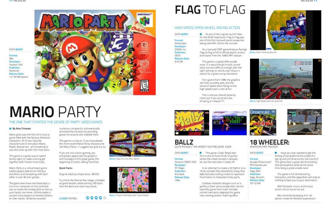 Mario Party By Amy Trinanes