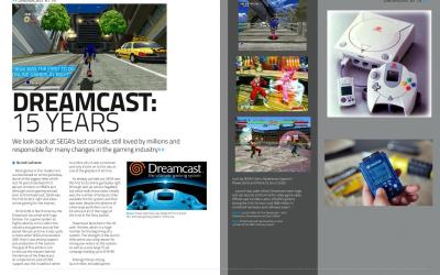 Dreamcast: 15 Years By Josh LaFrance