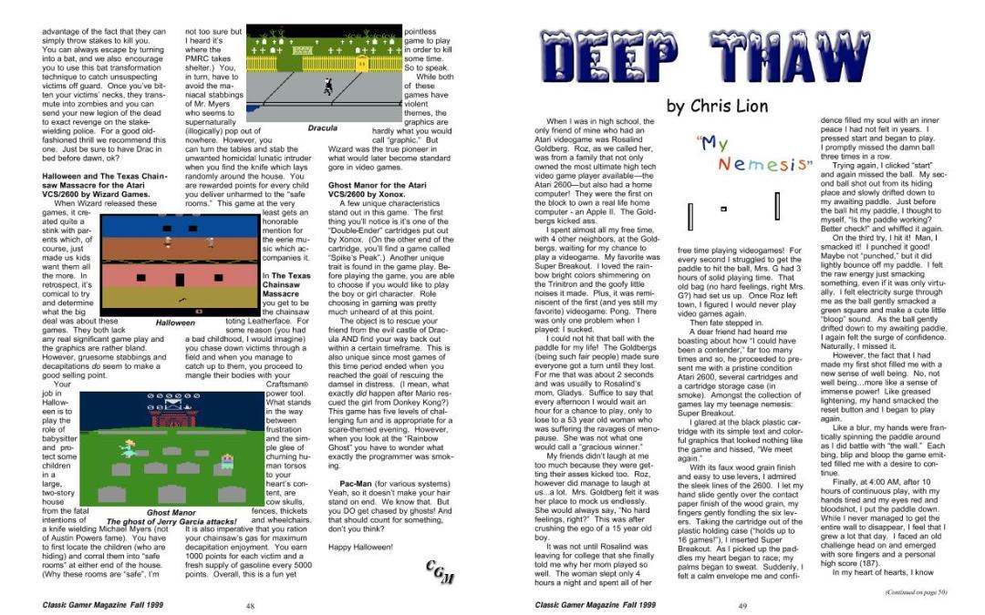 Deep Thaw by Chris Lion