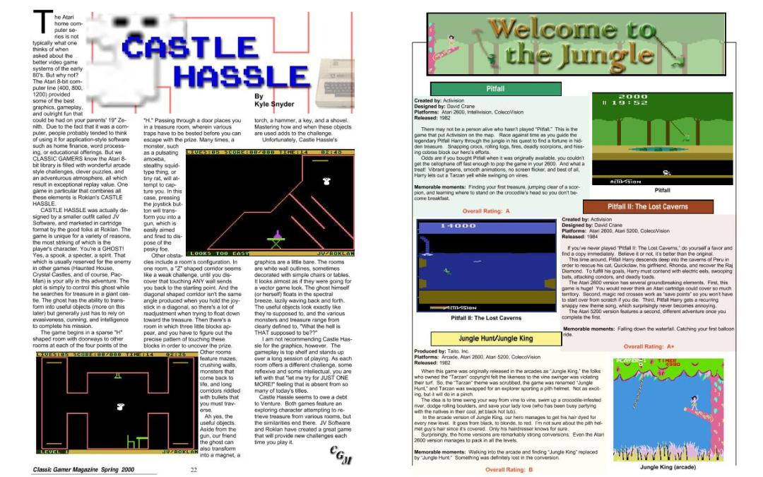 Castle Hassle By Kyle Snyder
