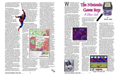 The Nintendo Game Boy: A Closer Look