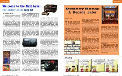 Donkey Kong: A Decade Later