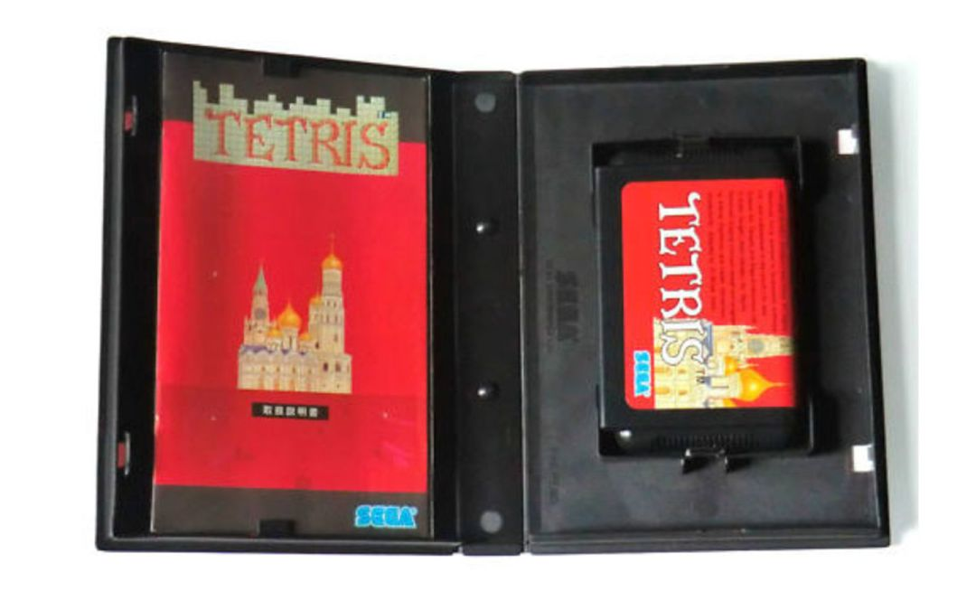 Why they're rare: Tetris for the Sega Mega Drive