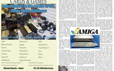 Amiga: It All Started With Lorraine