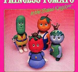 The Cabinet of Curiosities: Princess Tomato in the Salad Kingdom