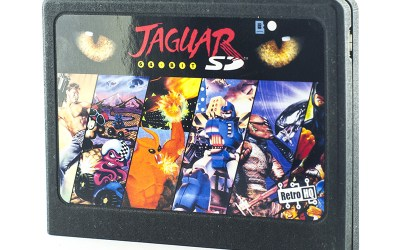 The Jaguar SD – a Newly Launched Flashcart for the Jag