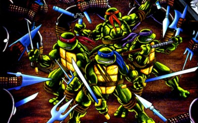 Great Games That Will (Probably) Never Be Released Again: Teenage Mutant Ninja Turtles: Fall of the Foot Clan