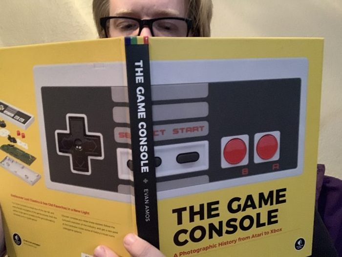 The Game Console: A Book I Didn't Know I Needed