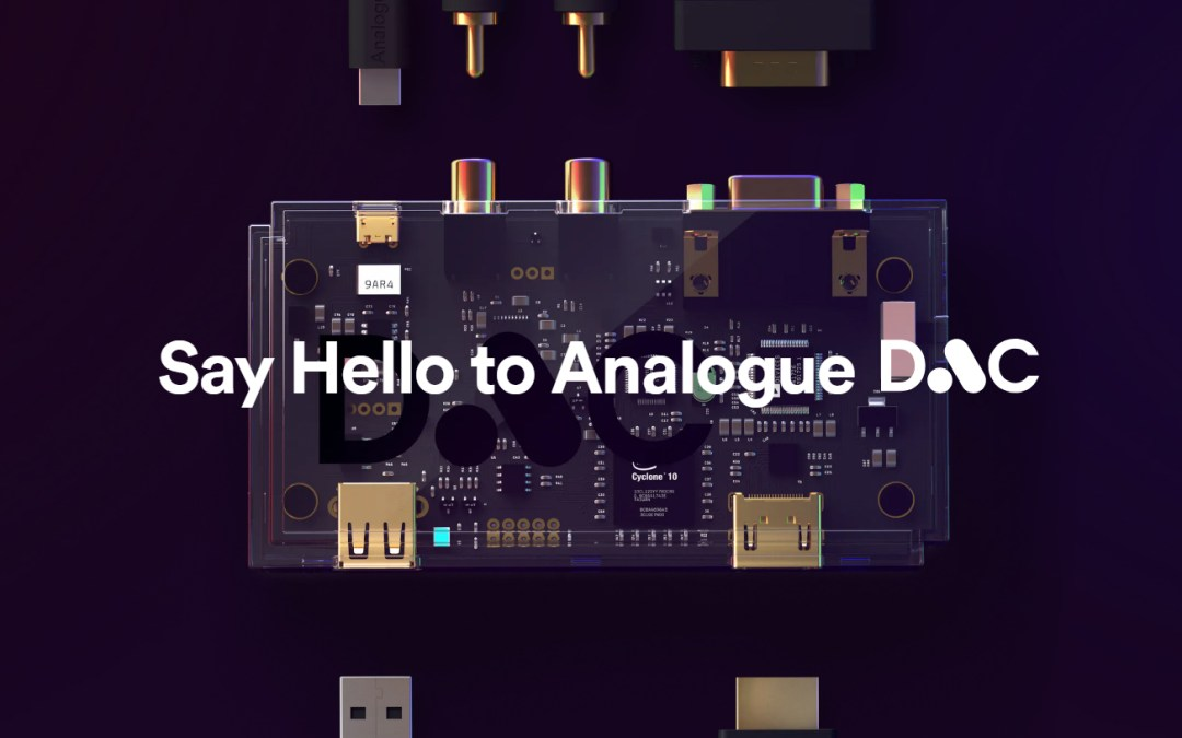 Analogue Launches Pre-Order for their DAC