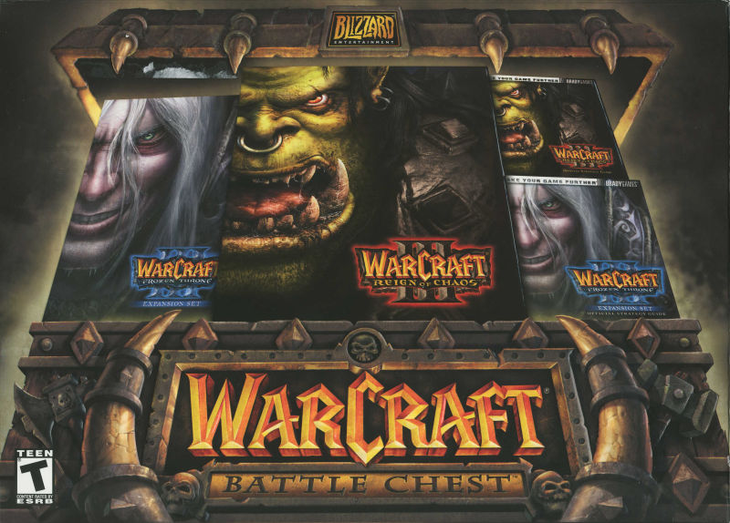 The Tragedy of Warcraft 3