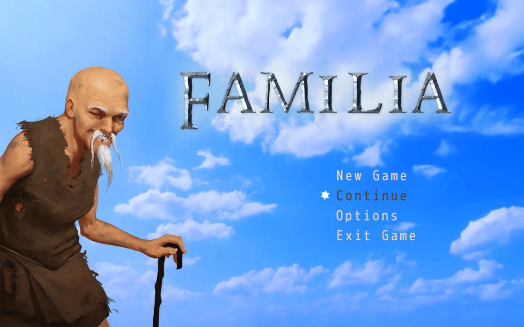 Old School Gamer Magazine Exclusive: Joseph Abraham Talks 'Familia'