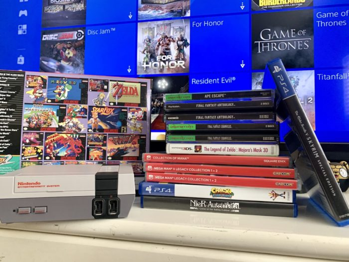The Dreaded Backlog of Games (And how to deal with it).