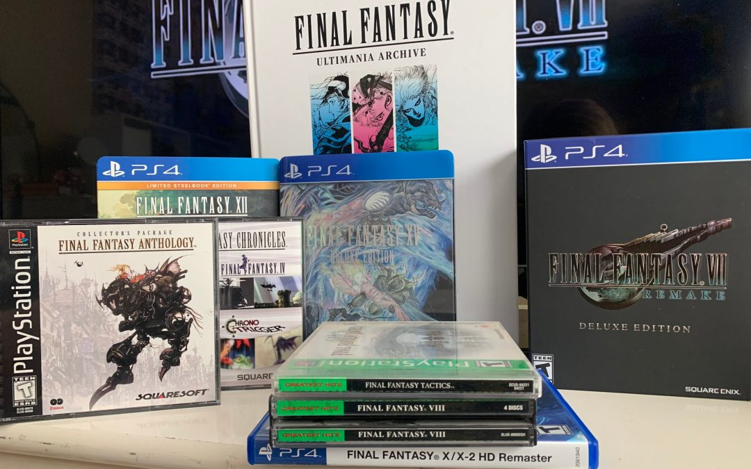 A Final Fantasy Retrospective.