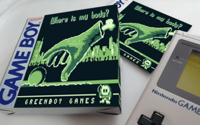 Launching a New Gameboy game on 2020? What the heck!