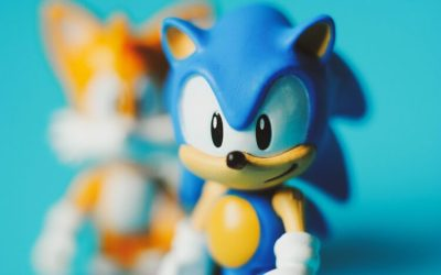 Games In Other Media: Sonic The Hedgehog