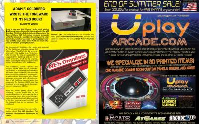 ADAM F. GOLDBERG   Wrote the Foreword to my new NES Book!