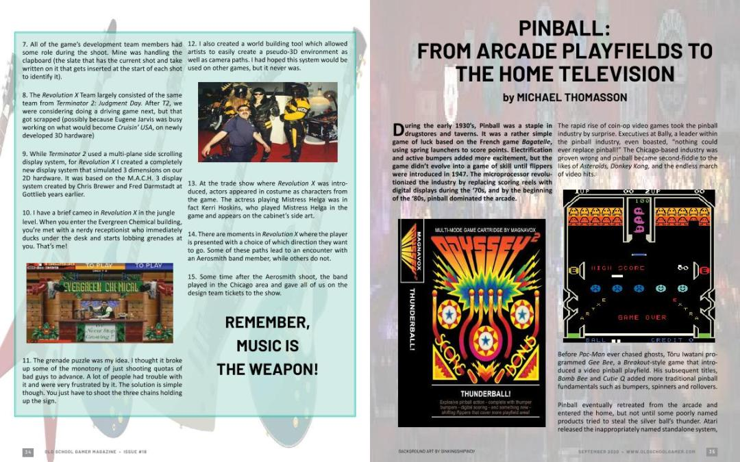 Pinball: From Arcade to Home TV