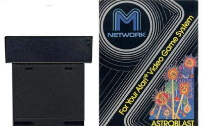 Atari 2600 Encyclopedia: Do you know Astroblast?