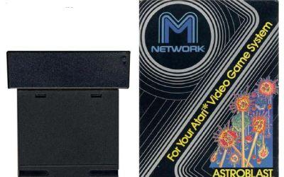 Atari 2600 Encyclopedia: Do you know Astroblast?