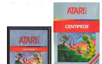 Atari 2600 Encyclopedia: Do you know Centipede?