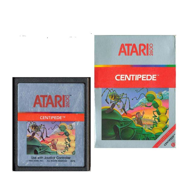 Atari 2600 Encyclopedia: Do you know Centipede?