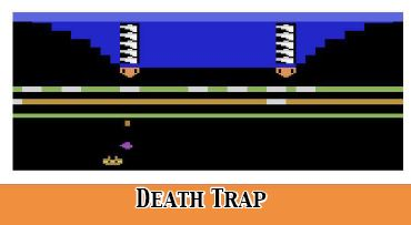 Atari 2600 Encyclopedia: Do you know Death Trap?