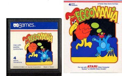 Atari 2600 Encyclopedia: Do you know Eggomania?